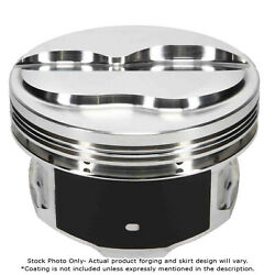 Je Pistons Set | 105.54mm Bore | 1.23cr For Ford 302 338252