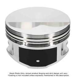 Je Pistons Set | 105.54mm Bore | 1.28cr For Ford 351w 338244
