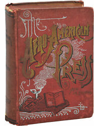 Garland I Penn Afro-american Press And Its Editors First Edition 1891 146634