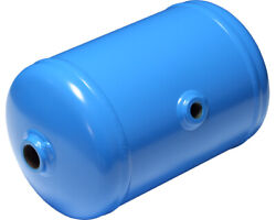 Compressed Air Tank For Stationary Or Mobile Insert Kettle Ad2000 Blue