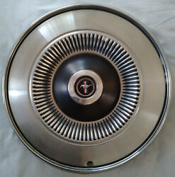 4 Original, Vintage, Mustang Hubcaps, From 1970 Fits All 14