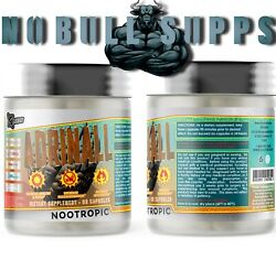 Glaxon Adrinall - Brain Boosting Nootropic Increase Memory Focus And Clarity