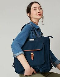 Joules Womens Wells Convertable Backpack FRENCH NAVY One Size $41.95