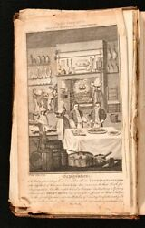 1790 The Housekeeperandrsquos Instructor Or Universal Family Cook W A Henderson Scar...