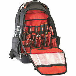 Jobsite Backpack for Tools to Laptops Milwaukee 48 22 8200 New $39.99
