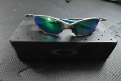 OAKLEY Juliet X metal Sunglasses Serialized. Sold AS IS Extra lenses and Box $350.00