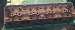 Camel Hump Sbc 461 Chevy Cylinder Head 3890462 - Date L86