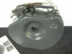 Mercedes Mb Vintage Spare Tire Gas Jerry Can Classic Accessory S Sl G Container