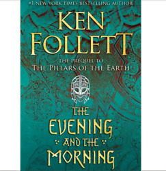 The Evening and the Morning by Ken Follett $1.44