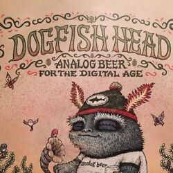 Dogfish Head Craft Brewery Rsd Record Store Day Marq Spusta Artwork Art Poster