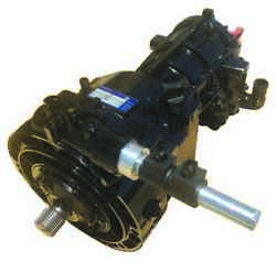 Zf 45iv 1.461 Marine Boat Transmission With Electric Shift Hurth 3311003017