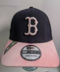 Boston Red Sox New Era 39thirty Men's 2019 Mothers Day Hat Size L/xl A-1