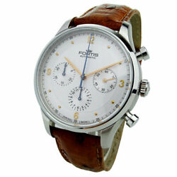 Fortis Tycoon Chronograph Stainless Steel Automatic Wristwatch 904.21.173