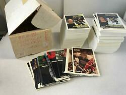 1991-1992 Pinnacle French Hockey Series Complete Base Set 1-420