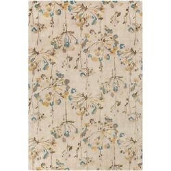 Surya Can-2082 Modern Classics Area Rug 9and039 X 13and039 Beige/light Gray