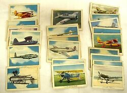 1920and039s 23 Wings Cigarettes Non Sport Trading Card Lot