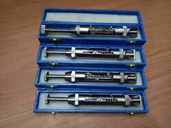 Tablet Hardness Monsanto Type Tester Analytical Instruments Lab Tester Set Of 4