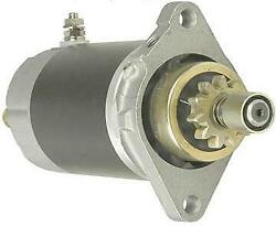 New 12v Ccw Starter Motor Fits Yamaha Outboard 30l 30mh 30mlh 30msh 30s S108-87a
