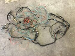 Triumph Tr3 Andbull Original Wire Harness Assembly. For Parts.  T1641