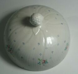 Vintage Mikasa Spring Melodies Song Of Love Pattern-sugar Bowl Lid Only