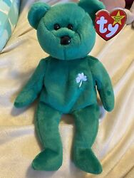 Ty Erin Beanie Baby Extremely Rare