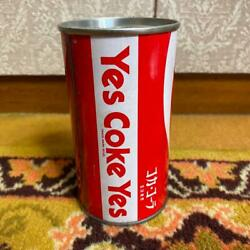 Coca-cola Empty Can 350 Ml Can Vintage 1981 Made Yes Coke Yes Can Ship From Jp