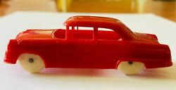 F And F Mold Die Post Cereal Plastic Toy Red Ford Tudor Coupe Retro Dayton Retro