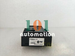 1pcs New For Omron Time Relay Accessory Base P3ga-11