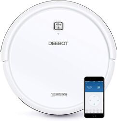 Ecovacs Deebot N79w Wi-fi Multi-surface Robotic Vacuum Cleaner With App Control