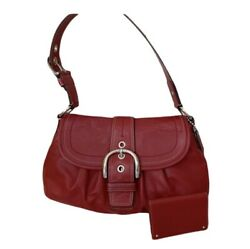 COACH Soho Flap Hobo and Matching Card Wallet $95.00