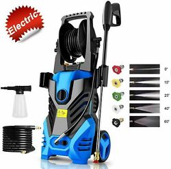 3000psi 1.8gpm Electric Pressure Washer High Power Water Cleaner Machine B E 325