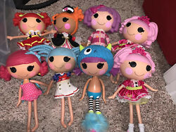 8 Lalaloopsy Doll Large Jewel Sparkles Pillow Featherbed Bea Spells A Lot Plus