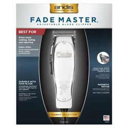 Andis Barber Fade Master Clipper 01690 Hair Shaver - Brand New Fast Shipping