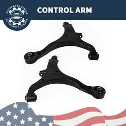 2x Front Lower Control Arms Left And Right Set For 2002-2006 Honda Cr-v Crv 2.4l