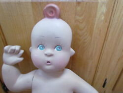 Vintage 1950and039s Flat Back Baby Mannequin Store Display