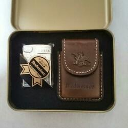 Zippo Lighter Badweiser Limited Number Engraved There Vintage Interior F/s