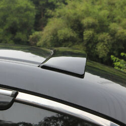 Roof Trunk Spoiler Wing Flap Abs Black Fit For Honda Accord 8th 2008-2012 2013