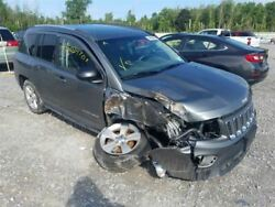 Driver Front Door Classic Style Power Window Fits 11-17 Compass 2969101