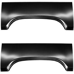 Set-fit1581147l Key Parts Wheel Arch Repair Panels Set Of 2 Upper New Pair