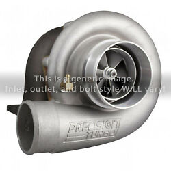 Precision Turbo Pt106 Journal Bearing Cast Wheel T5 Inlet V-band Outlet 1.00 A/r