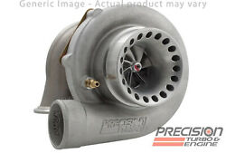 Precision Turbo Gen2 6066 Bb Sp Cea Billet T3 Stainless V-band In/out .82 A/r