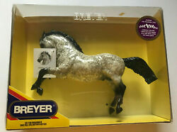 BREYER TRADITIONAL HORSE #1164 SHOCKWAVE 2002 FALL LIMITED EDITION NEW IN BOX