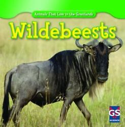 Wildebeests By Mary Molly Shea