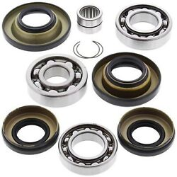 New All Balls Rear Differential Bearings Kit For The 2003-2005 Honda Rincon 650