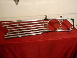 1964 Buick Electra 225 Gm Chrome Lh Grille Pt 363505 Early Take Out.....nice