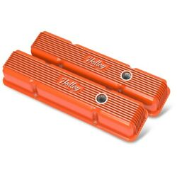 241-239 Holley Set Of 2 Valve Covers New For Olds Suburban Savana Cutlass Pair