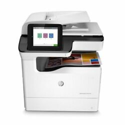 Hp Pagewide Manage Color Mfp P77950 A4 Printer Copier Scanner