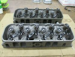 Nos Big Block Chevy Bbc 396-454 Ls6 Rectangle Heads 3964291 Never Used Fresh