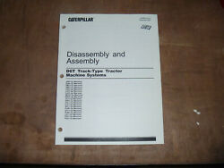 Caterpillar D6t Track Type Tractor Machine Assembly Service Repair Manual Jhb1