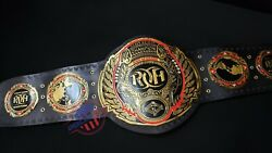 Roh Ring Of Honor World Heavyweight Championship Wrestling Belt Adult Size Title